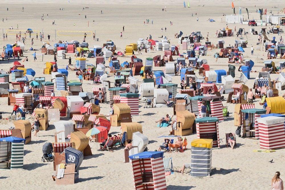 Overvol strand