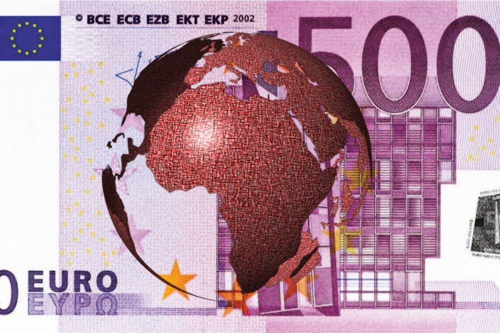 Wereld zonder geld